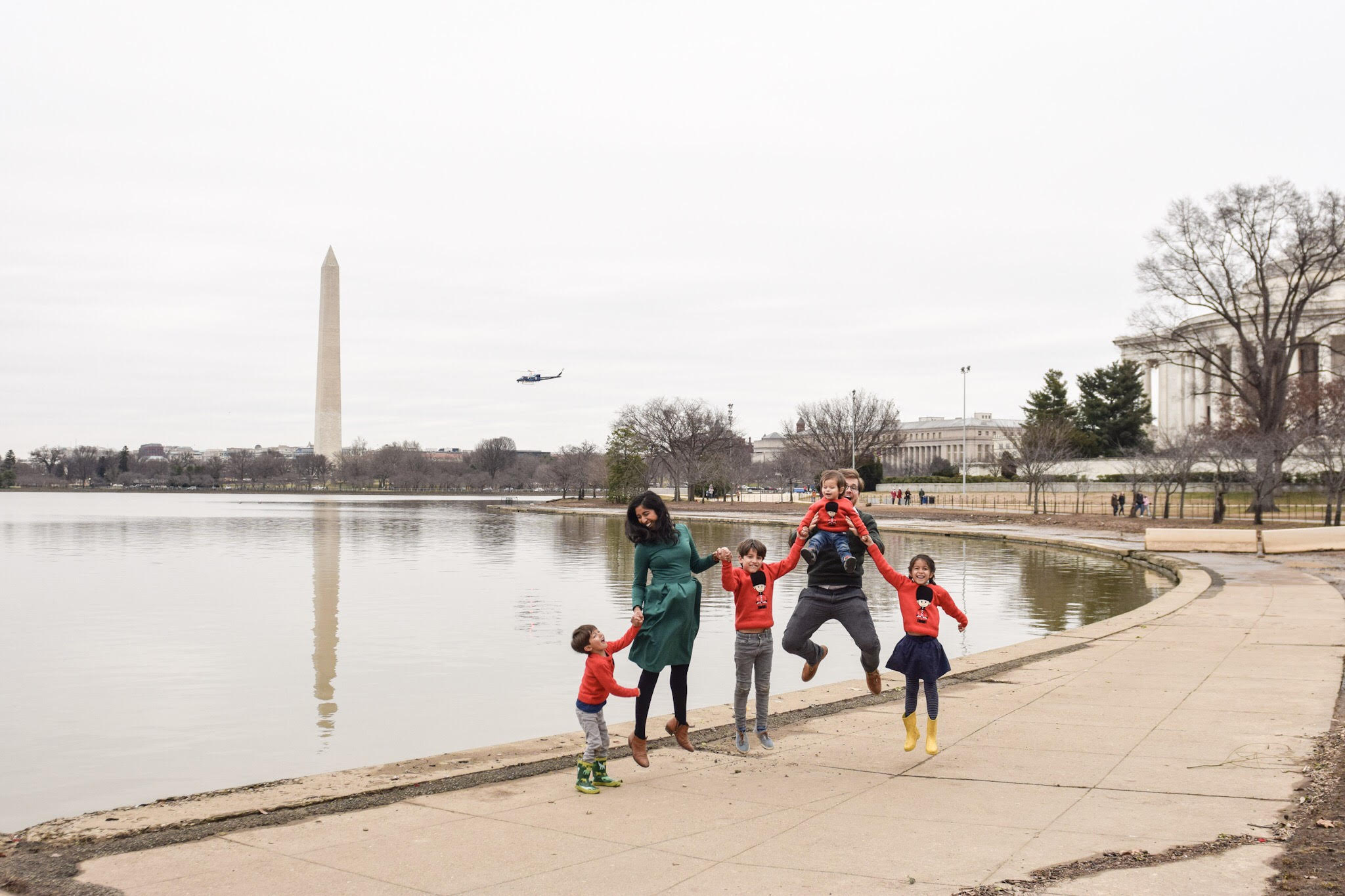 christmas in DC family activities