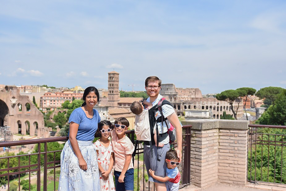 | Rome with Kids: a Complete 3 Day Itinerary featured by top US family travel blog, Local Passport Family