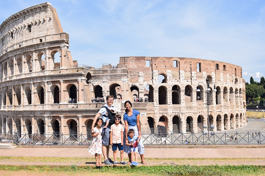 things to do in rome with kids | Rome with Kids: a Complete 3 Day Itinerary featured by top US family travel blog, Local Passport Family