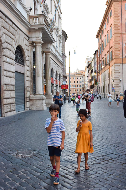 best gelato in rome | | Rome with Kids: a Complete 3 Day Itinerary featured by top US family travel blog, Local Passport Family