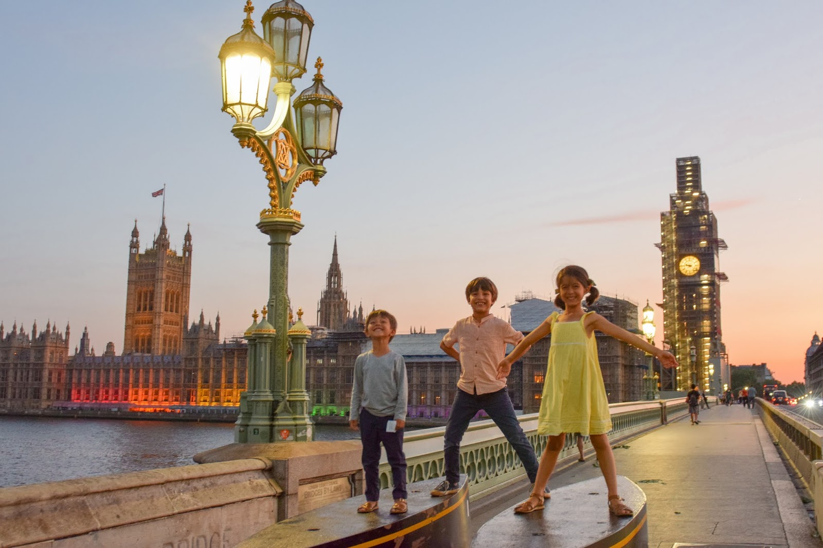 The Perfect 3 Day London Itinerary with Kids featured by top US family travel blog, Local Passport Family