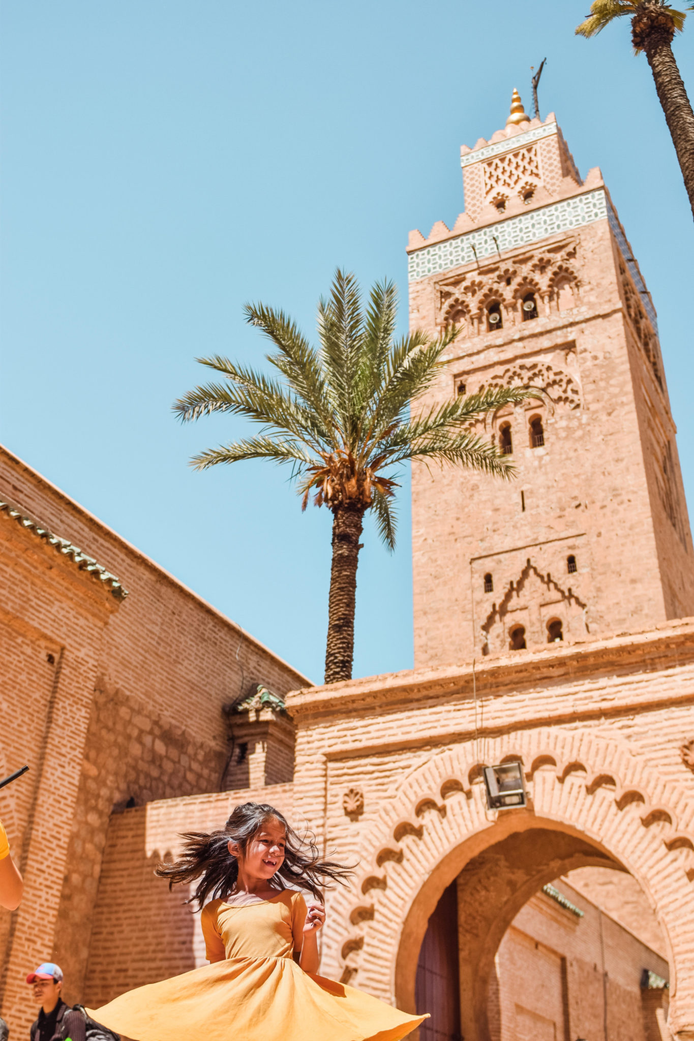 Top 10 Tips for Traveling to Morocco with Kids featured by top US family travel blog, Local Passport Family