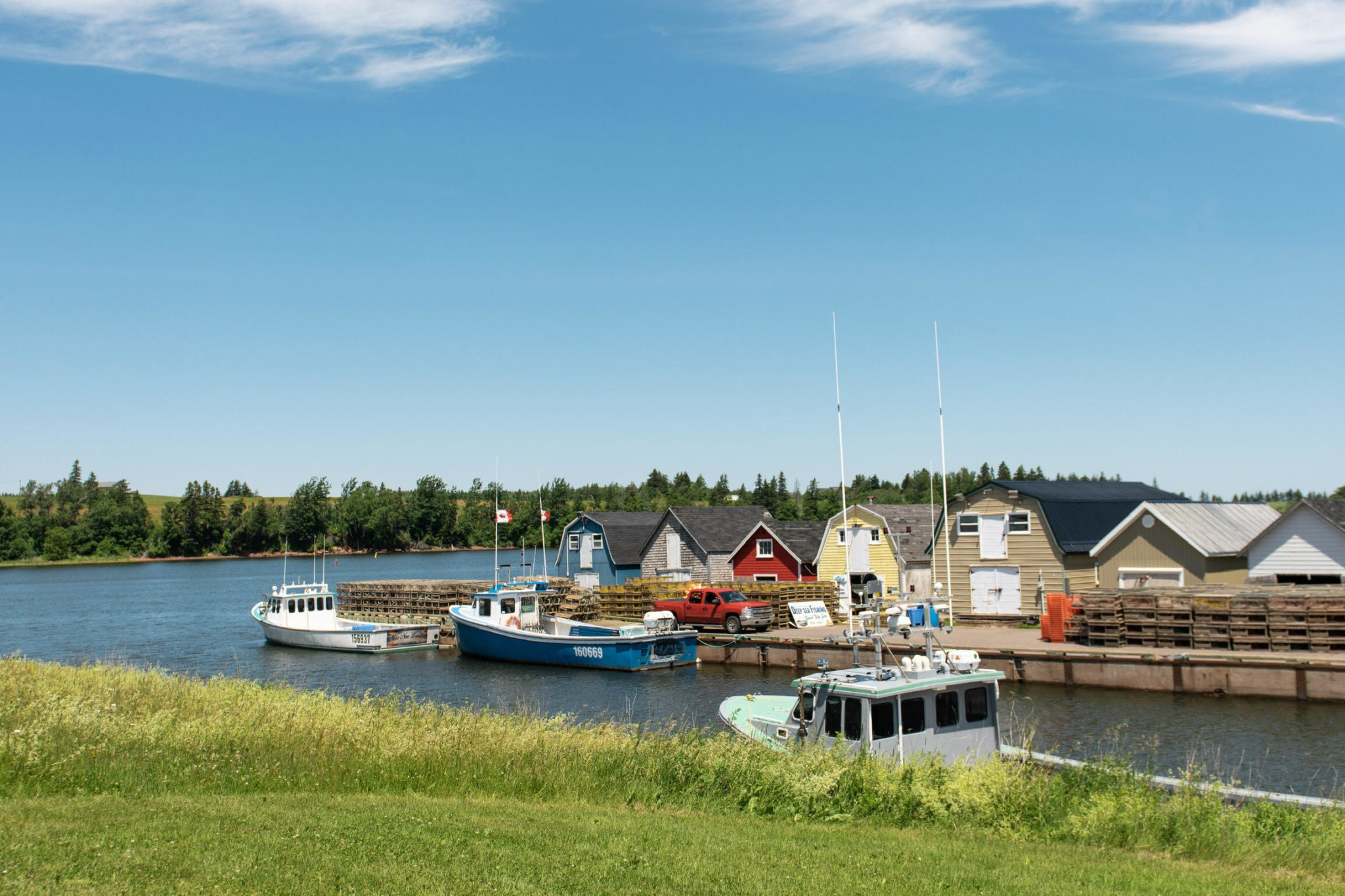 Ultimate Guide to Prince Edward Island with Kids, featured by top US family travel blog, Local Passport Family | french river prince edward island