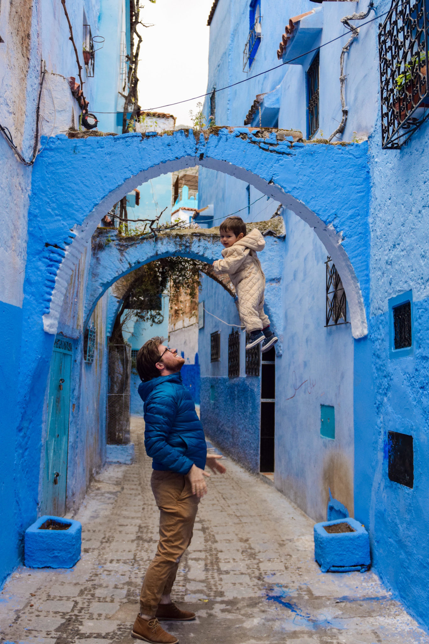 chefchaouen morocco daddy toss
