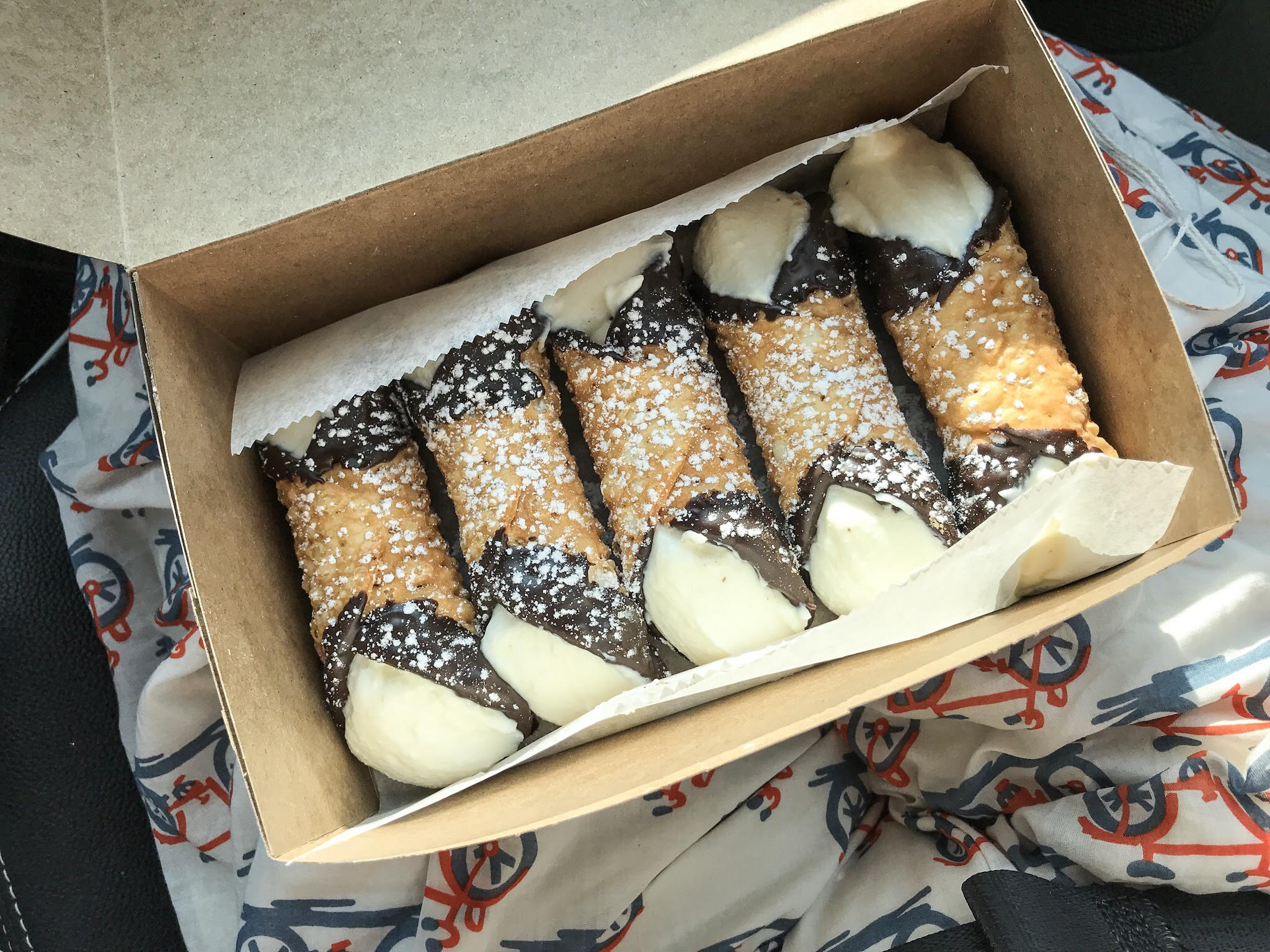 best cannolis north end maria's