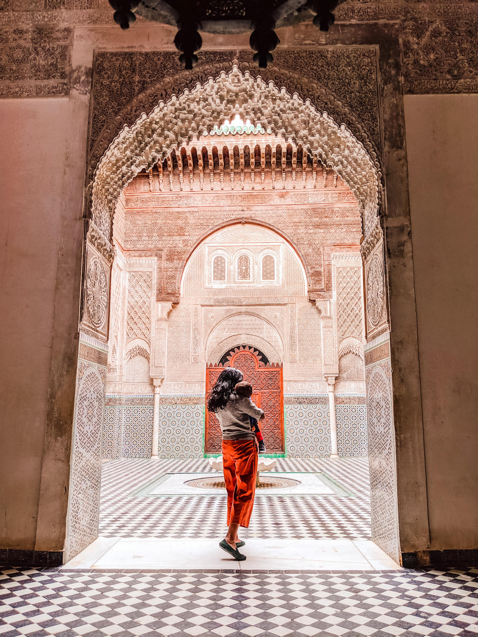 fes morocco family holiday destination on a budget