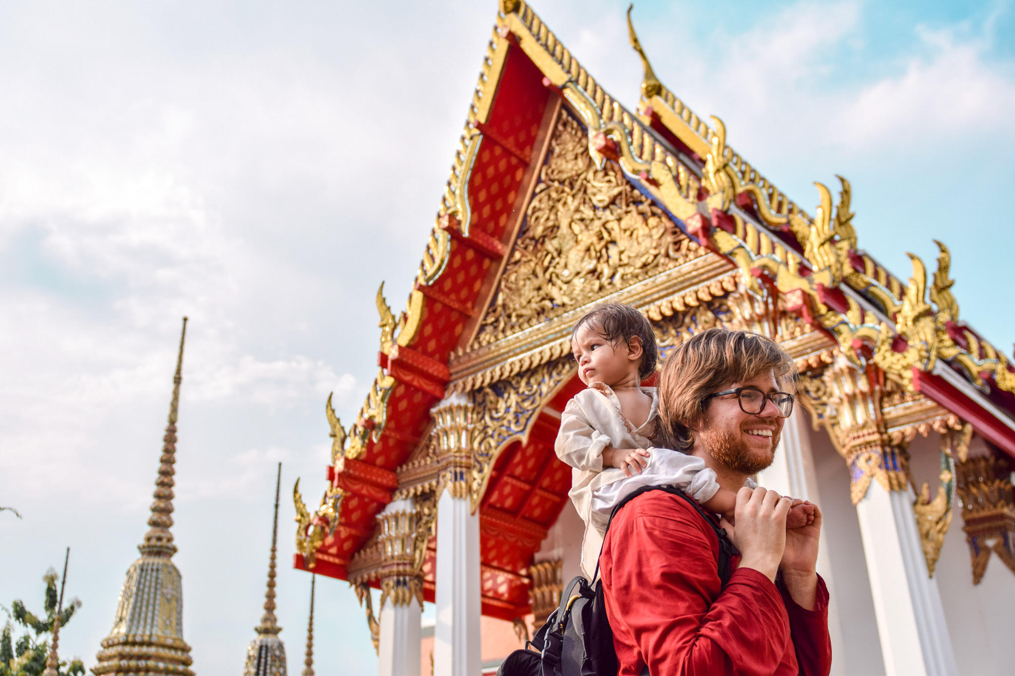family friendly holiday in thailand