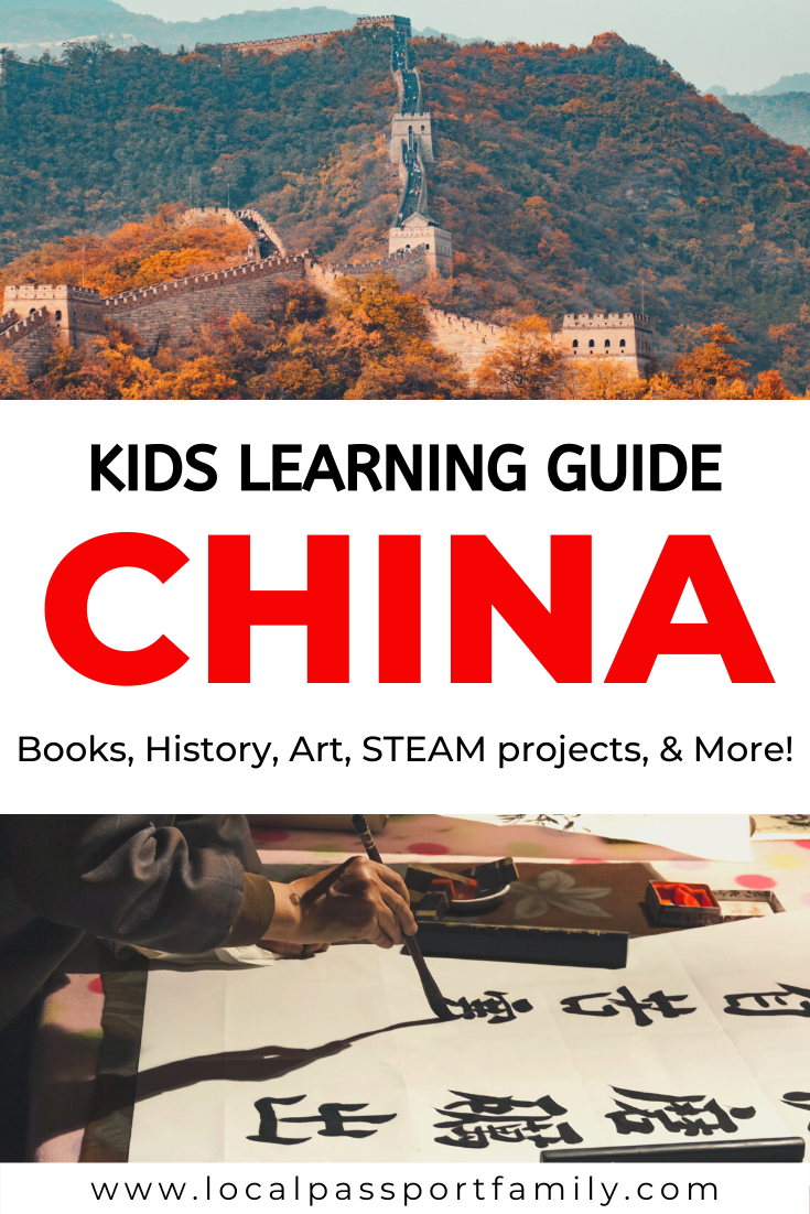 china learning guide for kids