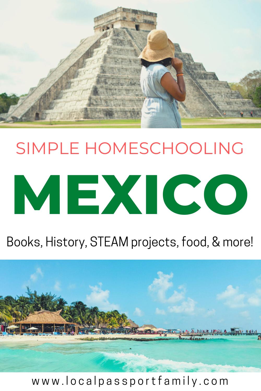 homeschooling mexico unit