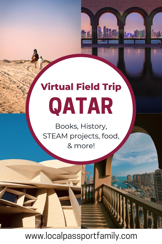qatar for kids virtual tour