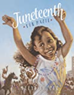 juneteenth for kids resources from black voices