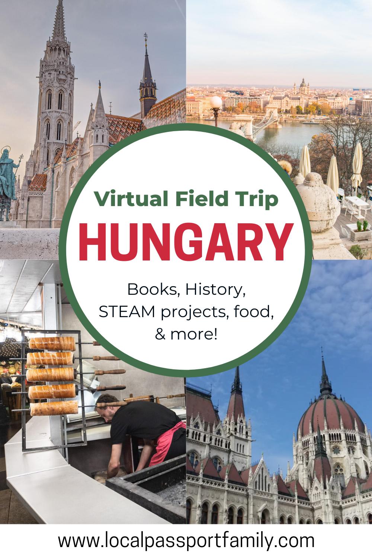 hungary for kids virtual tour