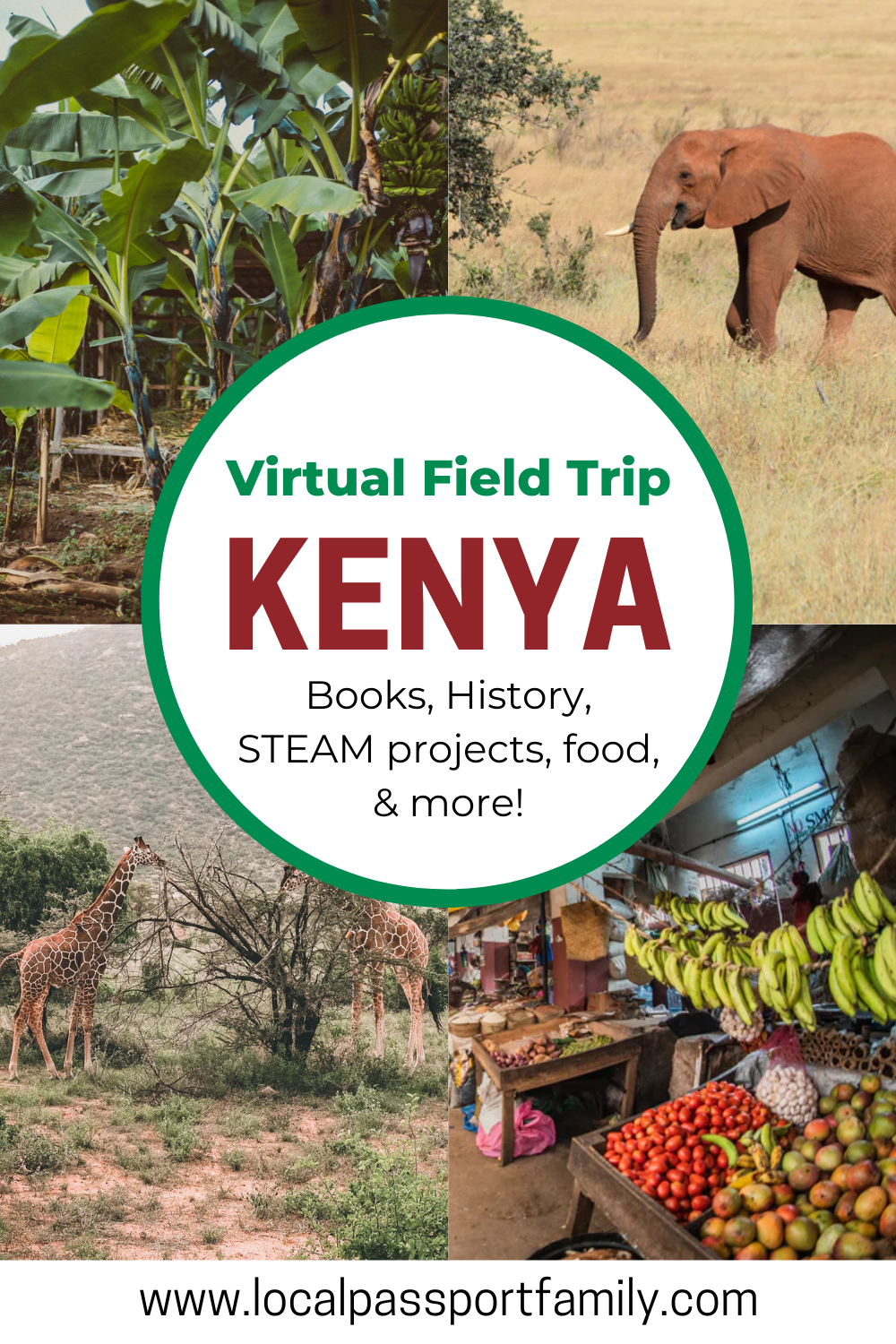 kenya for kids virtual tour