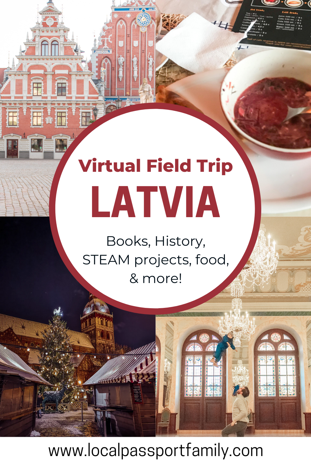 latvia for kids virtual tour