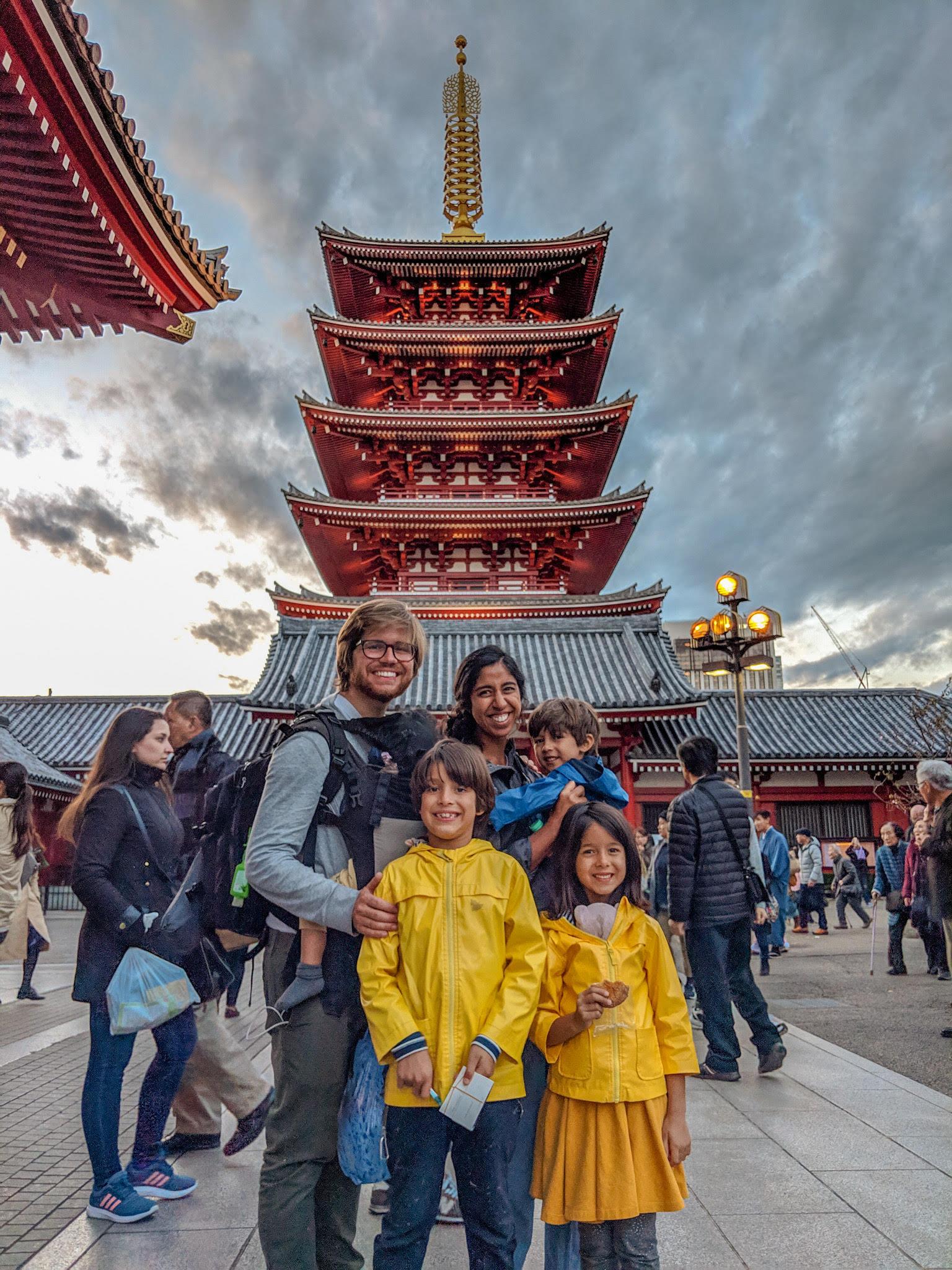 tokyo with kids virtual tour