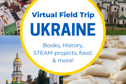 ukraine for kids virtual tour