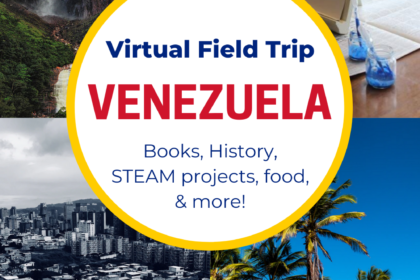 venezuela for kids virtual tour