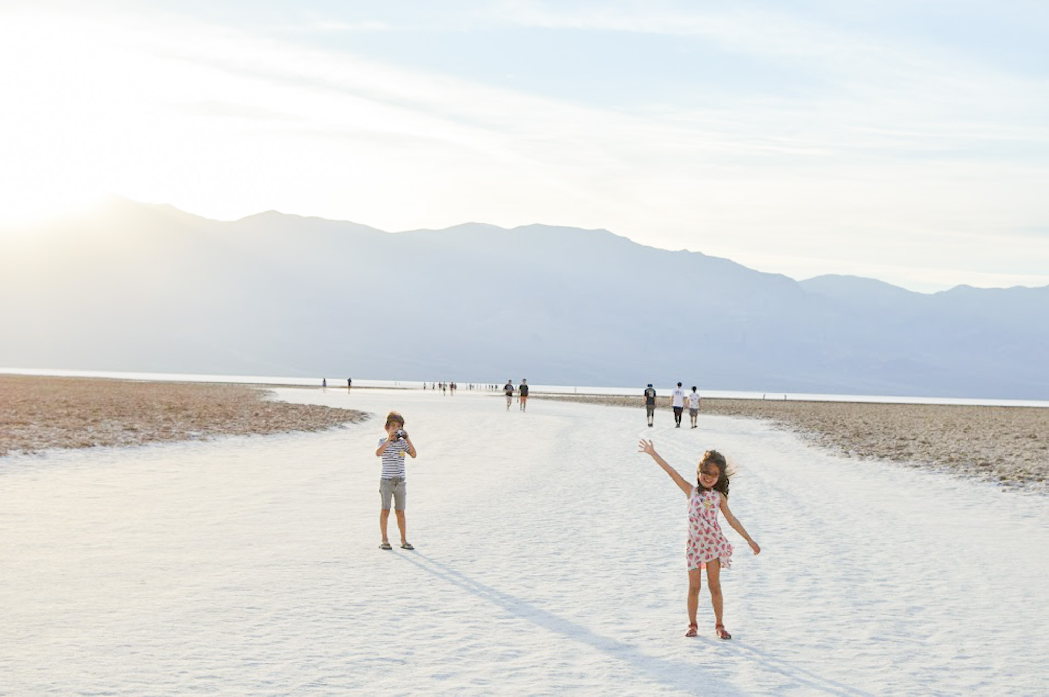 death valley with kids family guide