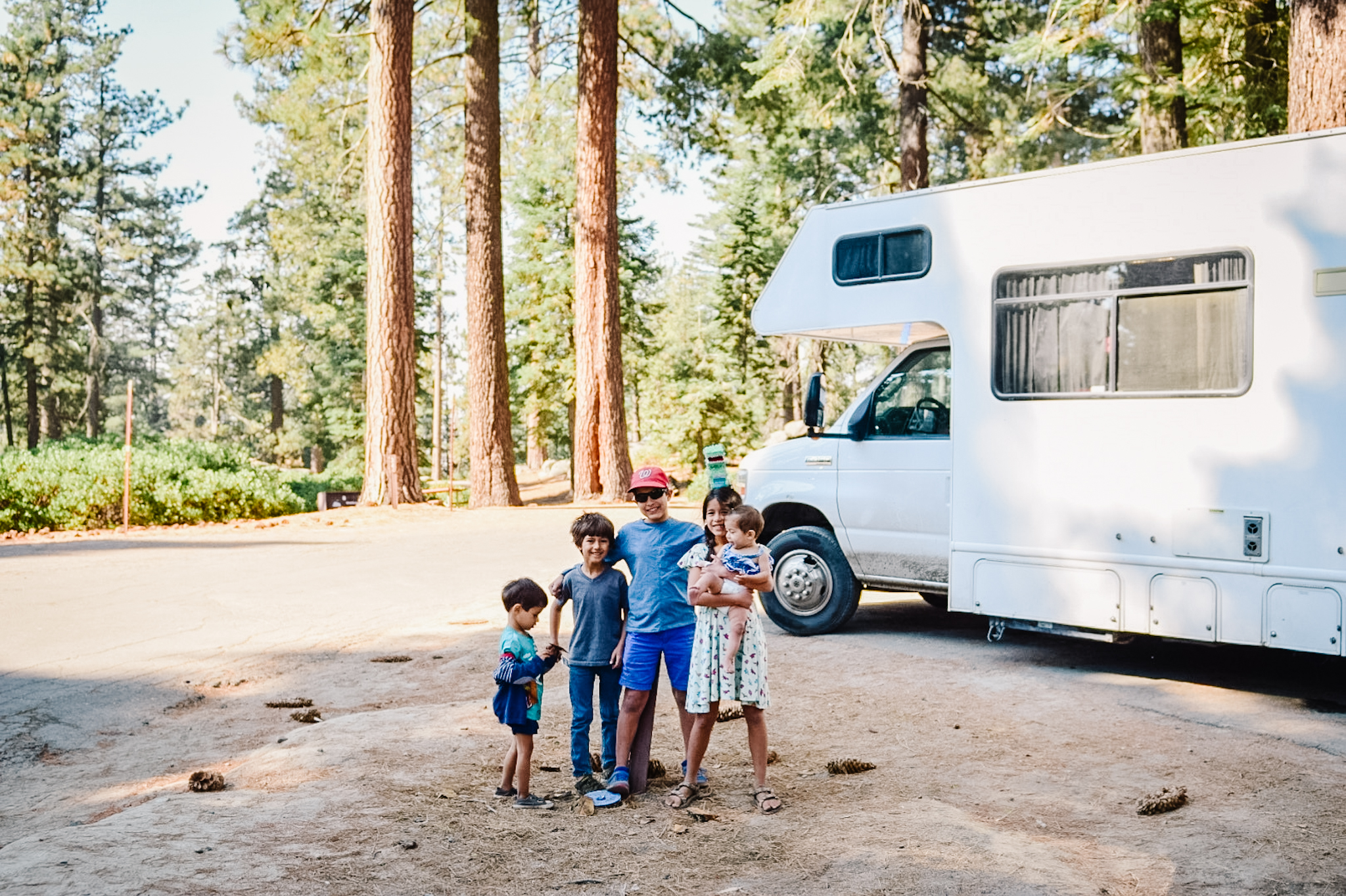 Full time Rv life with kids