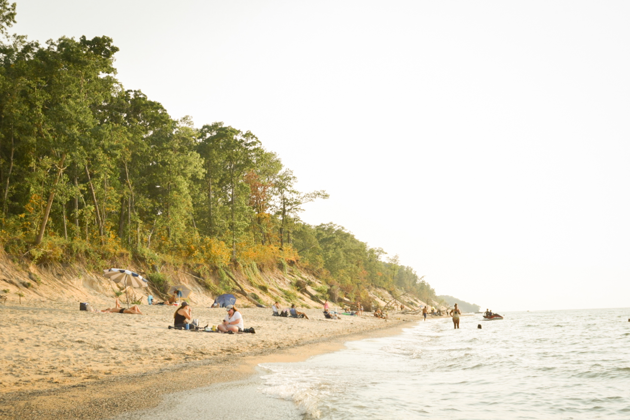 indiana dunes with kids