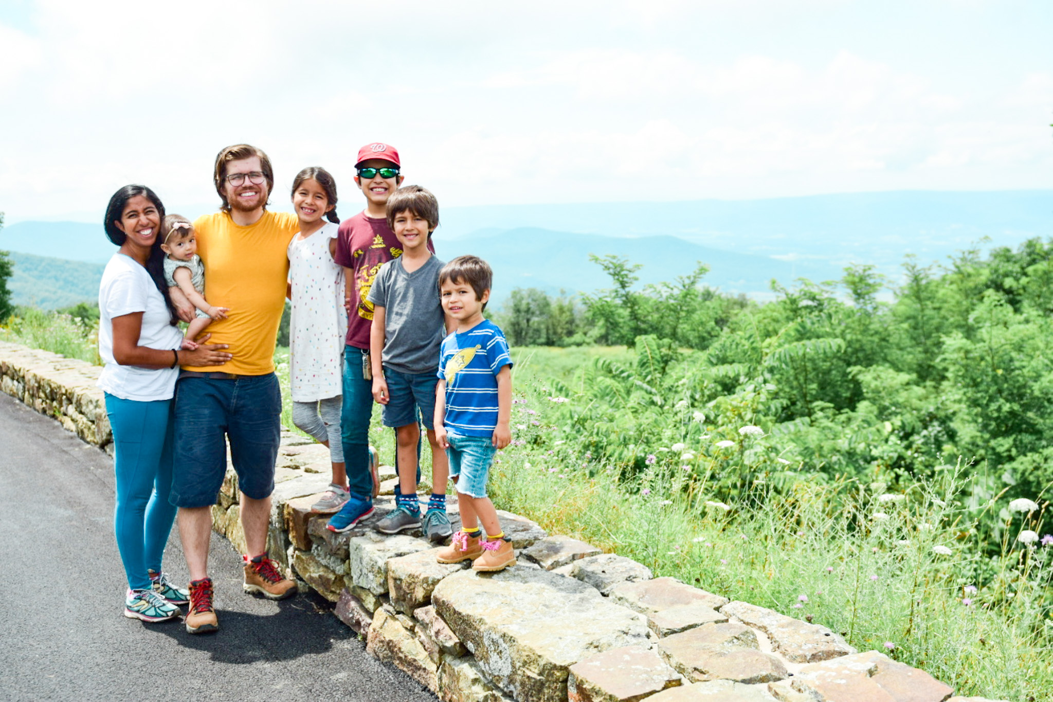 shenandoah national park with kids activities