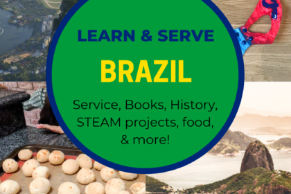 brazil activities for kids