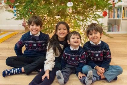 family christmas advent