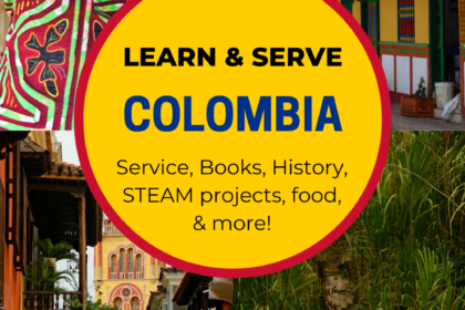 colombia activities for kids