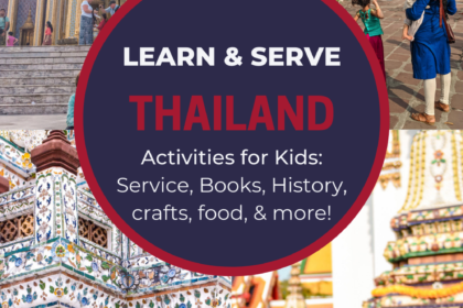 thailand activities and service ideas